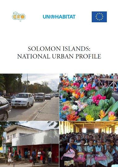 Solomon Islands: National Urban profile
