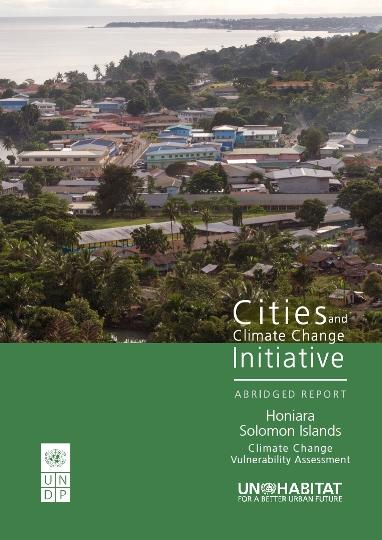Honiara, Solomon Islands: Climate Change Vulnerability Assessment